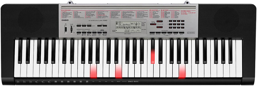 Casio LK-190 Electronic Keyboard