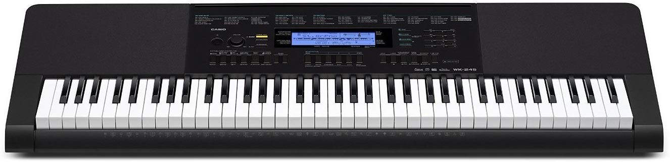 Casio WK-245 PPK Electronic Keyboard
