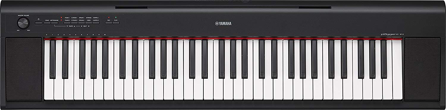 Yamaha NP12 Portable Electronic Keyboard