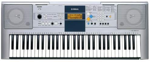 Yamaha PSR E253 61-Key Portable Electronic Keyboard