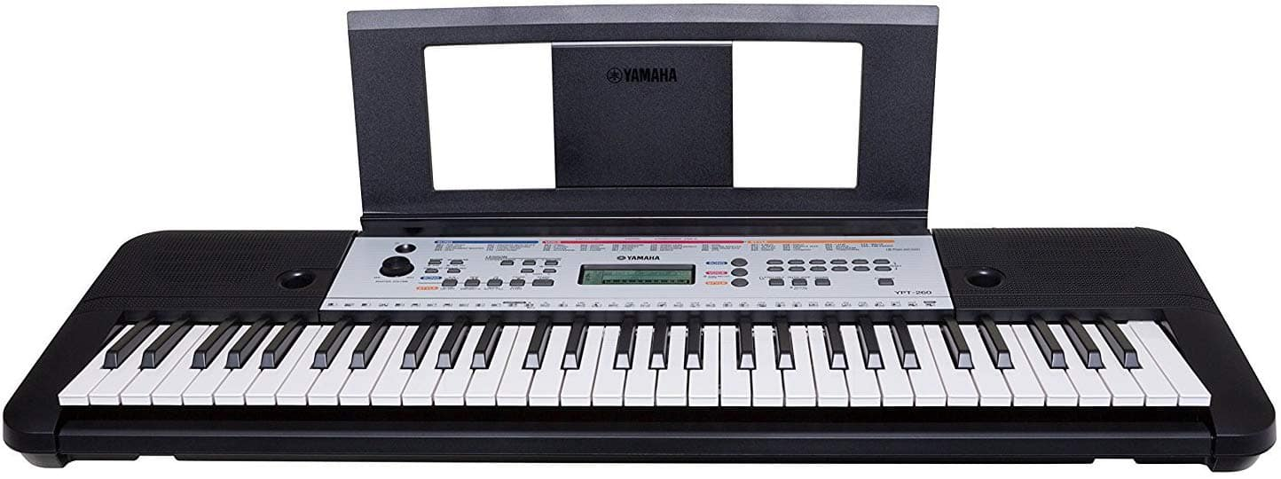 Yamaha YPT 260 Electronic Keyboard