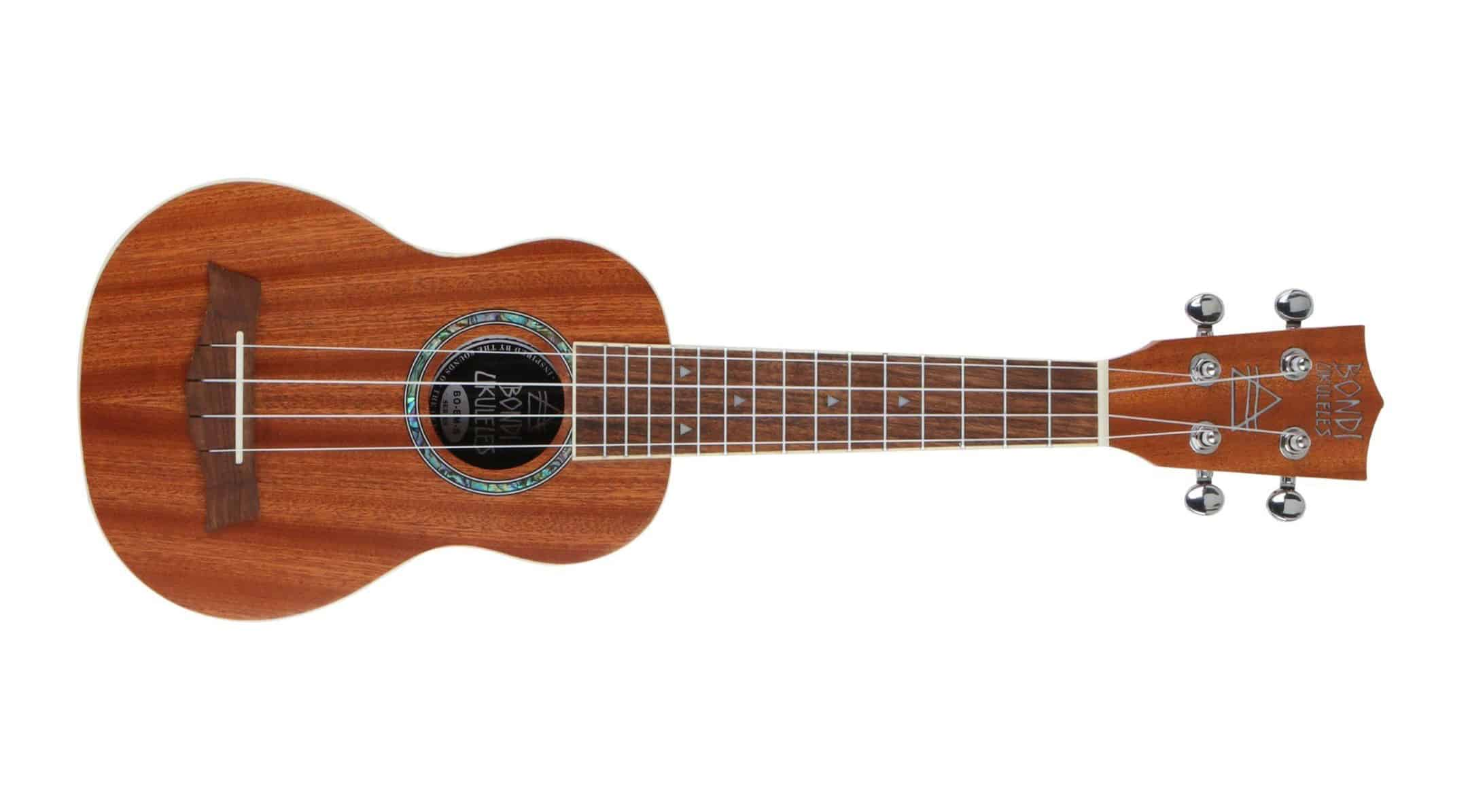 bondi ukulele starter kit bundle pack review