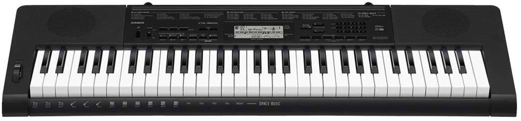 casio ctk 3500 electronic keyboard review