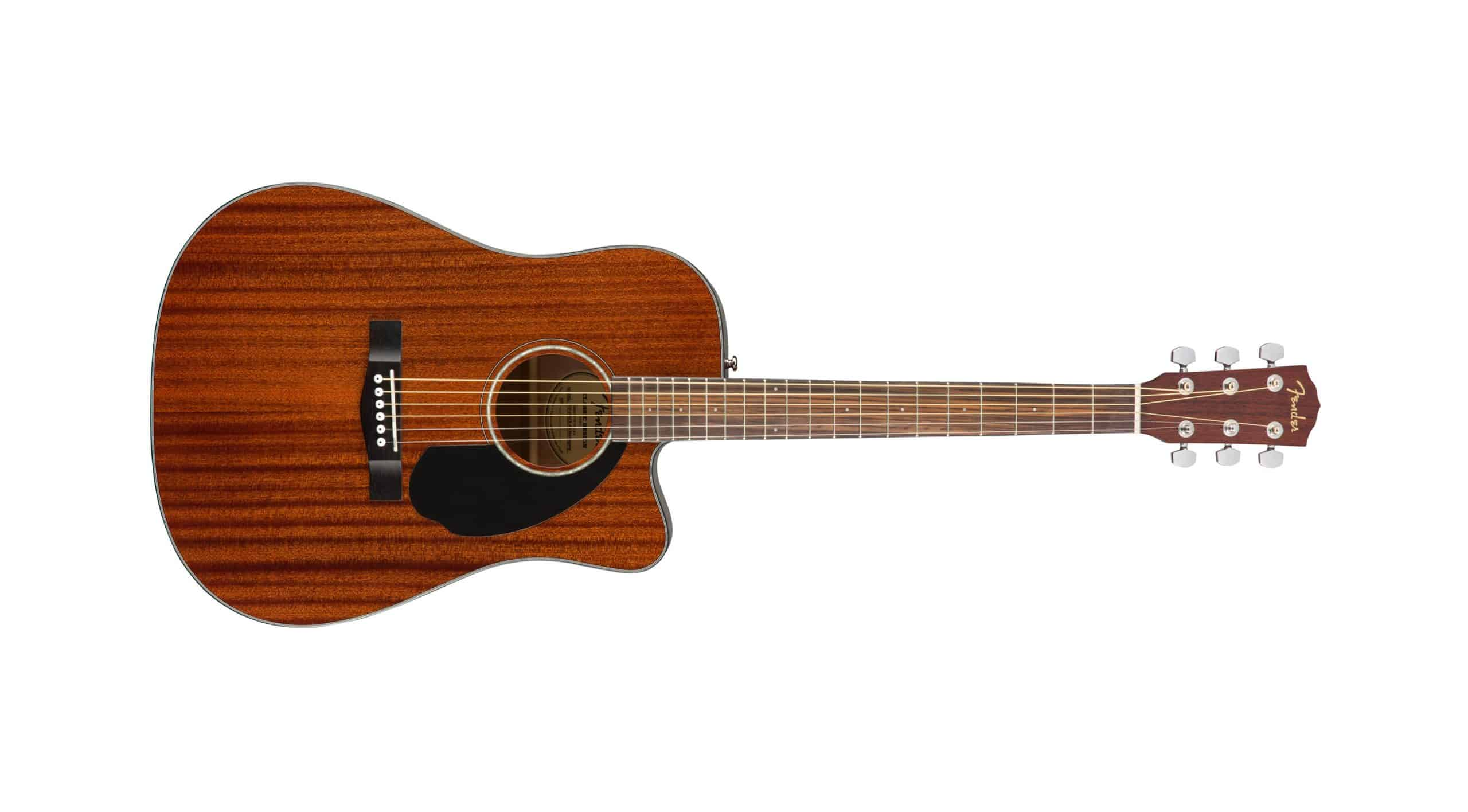 Fender CD-60SCE Acoustic Guitar Review