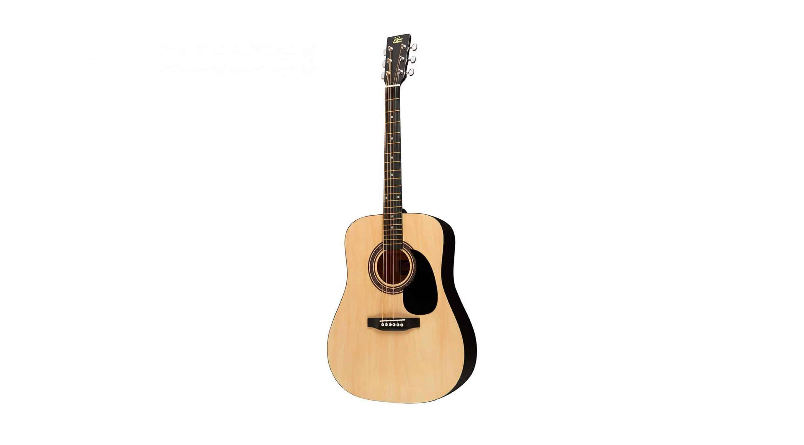 Rogue RA 090 Dreadnought Acoustic Guitar Review