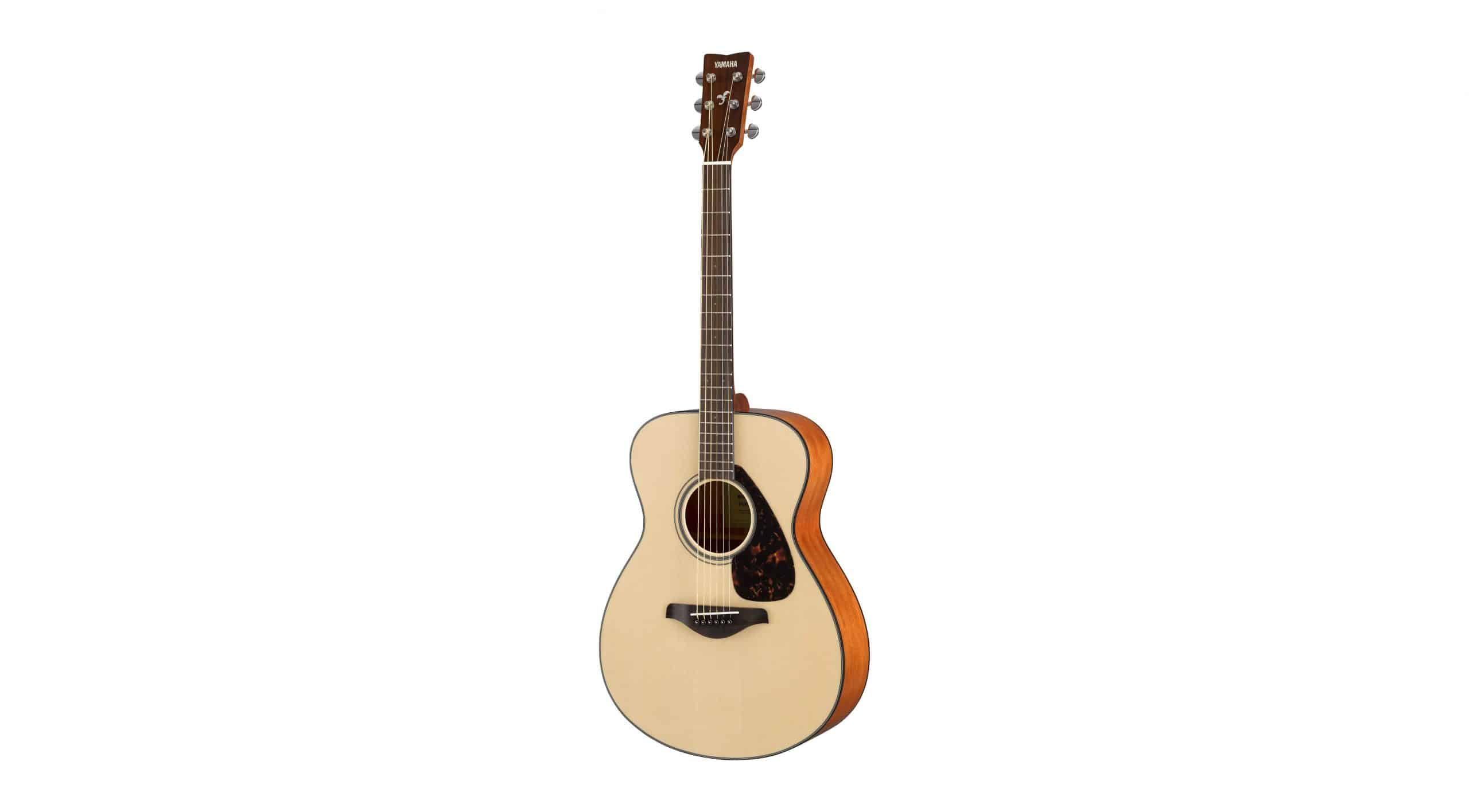Yamaha FS800 Acoustic Guitar Review