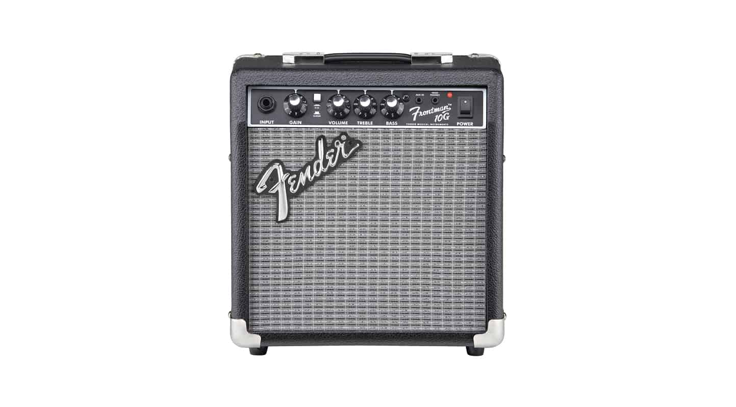 Fender Frontman 10G Review