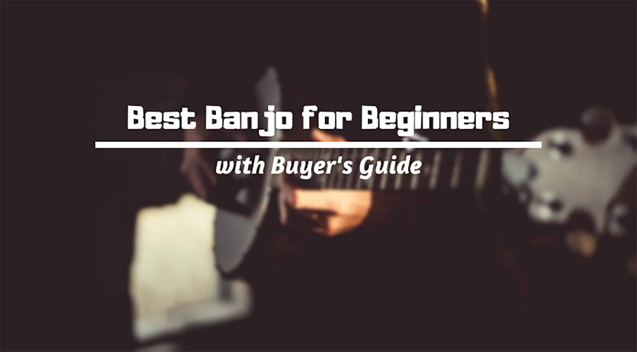 best banjo for beginners review