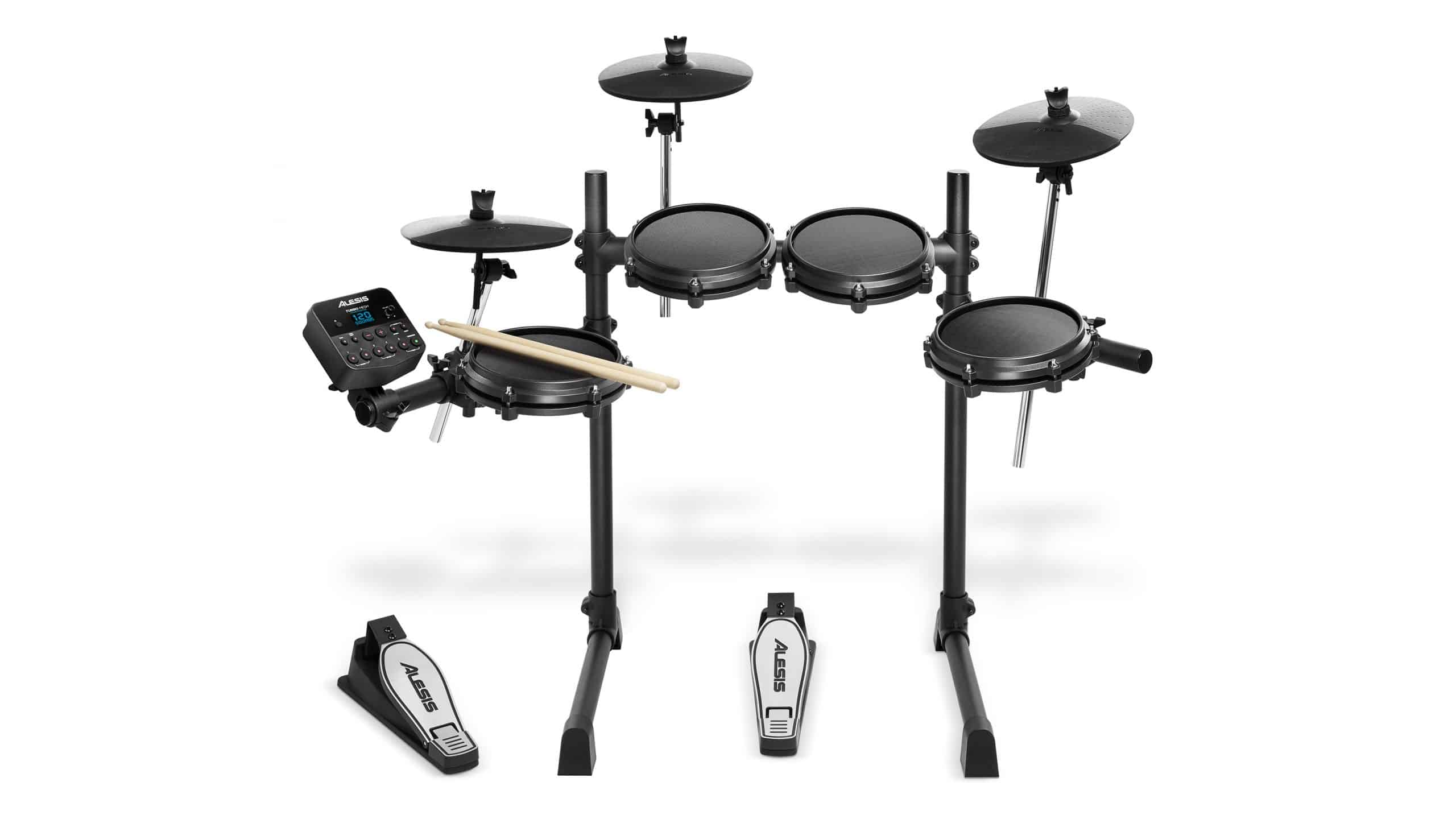 Alesis Turbo Mesh 7 Piece Electronic Drum Kit