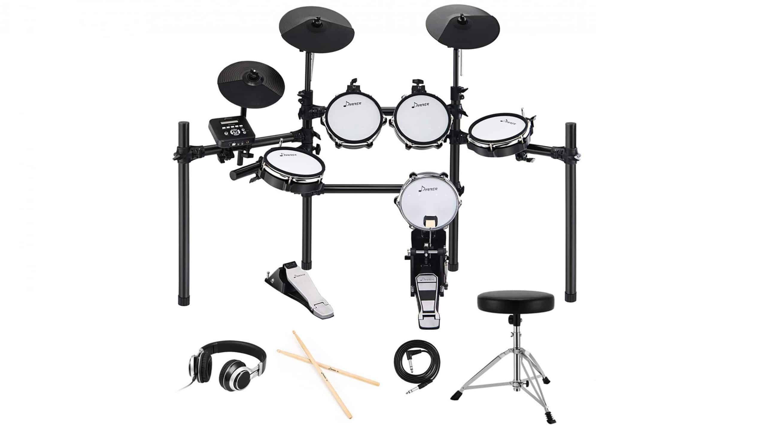 Donner DED-200 Electric Drum Kit